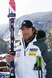 Erik Fisher  2009-10 U.S. Alpine Ski Team  Photo © Brian Robb