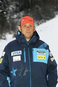 Chris Brigham  2009-10 U.S. Alpine Ski Team Coach Photo © Brian Robb