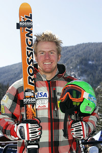 Ted Ligety  2009-10 U.S. Alpine Ski Team  Photo © Brian Robb