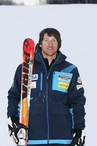 Jimmy Cochran  2009-10 U.S. Alpine Ski Team  Photo © Brian Robb