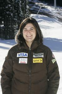Sarah Duffany 2009-10 U.S. Alpine Ski Team Team Manager Photo © Brian Robb