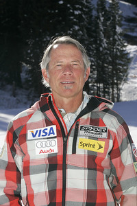Jim Tracy 2009-10 U.S. Alpine Ski Team Head Coach Photo © Brian Robb