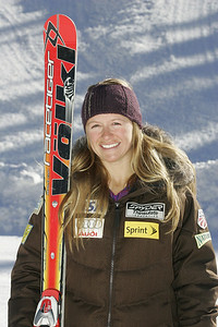 Jessica Kelly 2009-10 U.S. Alpine Ski Team  Photo © Brian Robb