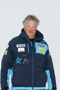 Peter Lavin 2009-10 U.S. Alpine Ski Team Coach Photo © Brian Robb