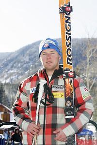 Andrew Weibrecht  2009-10 U.S. Alpine Ski Team  Photo © Brian Robb