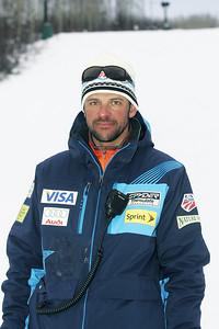 Rudi Soulard 2010 US Men's Ski Team Technician Photo © Brian Robb