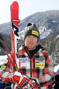 Marco Sullivan  2009-10 U.S. Alpine Ski Team  Photo © Brian Robb