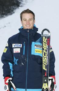 Tim Jitloff  2009-10 U.S. Alpine Ski Team  Photo © Brian Robb