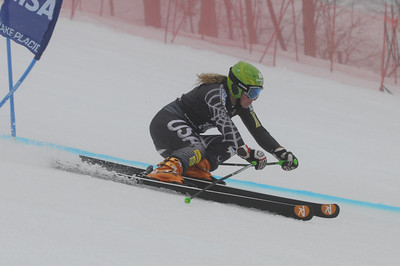 Stacey Cook 2010 Visa U.S. Alpine Championships at Whiteface Mountain, NY Photo © Jon Margolis Image may be used for editorial use only.