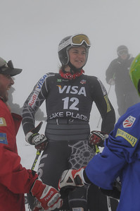 Julia Ford 2010 Visa U.S. Alpine Championships at Whiteface Mountain, NY Photo © Jon Margolis Image may be used for editorial use only.