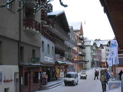 Picturesque Wengen (Doug Haney/U.S. Ski Team)