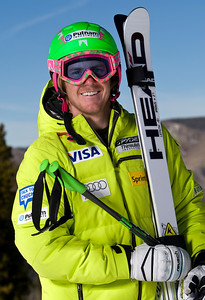 Ted Ligety 2010-11 Mens Alpine Photo © Jonathan Selkowitz