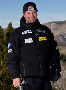 Dave Coombs, World Cup Service 2010-11 Mens Alpine Photo © Jonathan Selkowitz