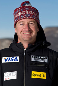 Forest Carey, World Cup Coach 2010-11 Mens Alpine Photo © Jonathan Selkowitz