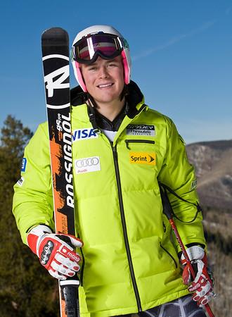 2010-11 Alpine Team and Headshots