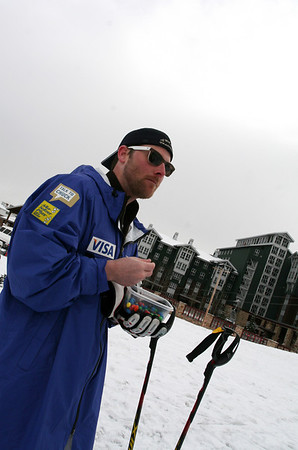 2011 Men's Alpine Slalom Training Camp