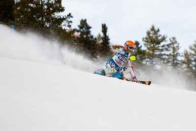 Sarah Schleper trains giant slalom on the women's World Cup slope in Aspen (Aspen/Snowmass - Jeremy Swanson) Image may be used for editorial use only.