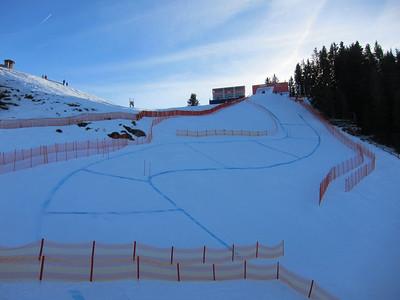 2011 Audi FIS World Cup - Kitzbuehel, Austria