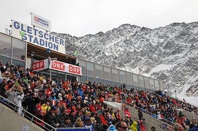 Opening event on the Audi FIS World Cup in Soelden, Austria. (c) 2010 Tom Kelly/U.S. Ski Team