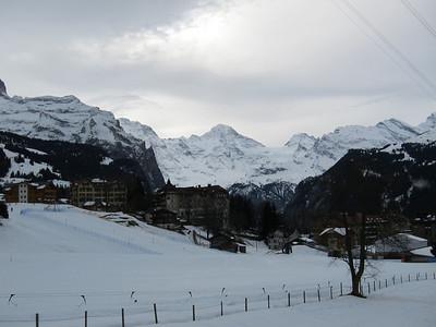 2011 Audi FIS World Cup - Wengen, Switzerland