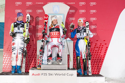 Audi FIS World Cup - Zagreb, Croatia Jan. 4, 2011 Photo (c) Drago Zivkovic/Zagreb Image may be used for editorial purposes only.