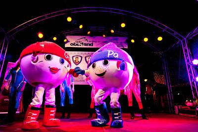 """World Championshps mascots """"Ga"""" and """"Pa"""" (OK GAP 2011)"""