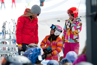 Lindsey Vonn rally at Vail, Colorado. Photo: Vail Resorts/Dan Davis