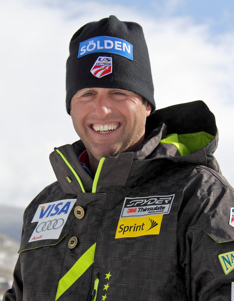 2011-12 U.S. Alpine Ski Team Mike Day, Men's Technical Head Coach Photo: Eric Schramm