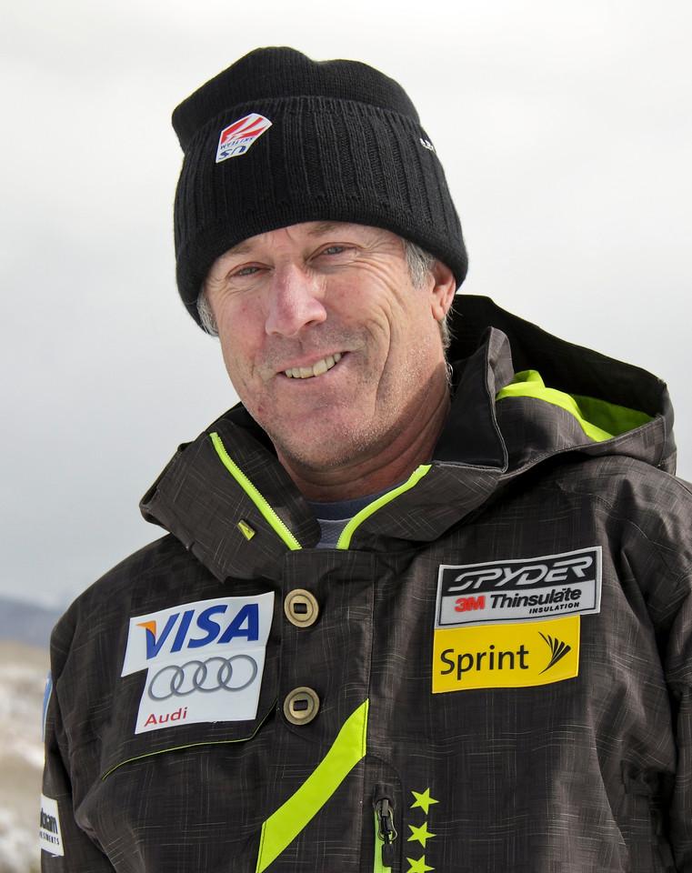 2011-12 U.S. Alpine Ski Team Randy Pelkey, Development Head Coach Photo: Eric Schramm