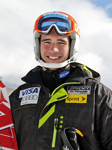 2011-12 U.S. Alpine Ski Team Scott Snow Photo: Eric Schramm