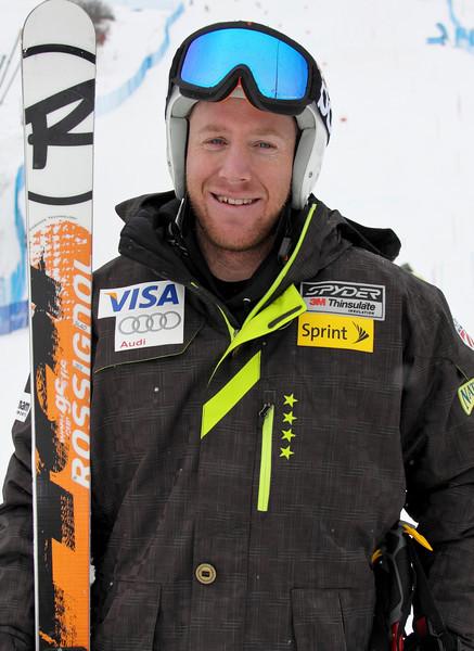 2011-12 U.S. Alpine Ski Team Marco Sullivan Photo: Eric Schramm