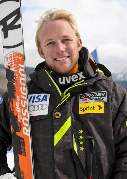 2011-12 U.S. Alpine Ski Team Andrew Weibrecht Photo: Eric Schramm