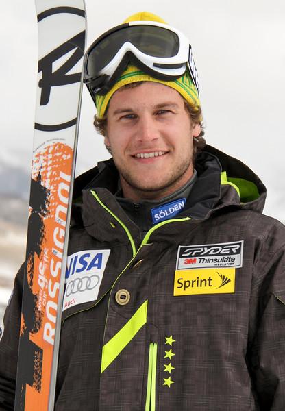 2011-12 U.S. Alpine Ski Team Ace Tarberry Photo: Eric Schramm