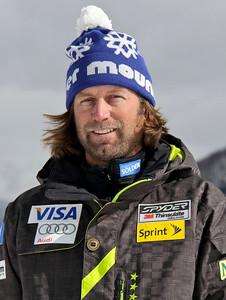 2011-12 U.S. Alpine Ski Team Pepi Culver, Europa Cup Service Photo: Eric Schramm