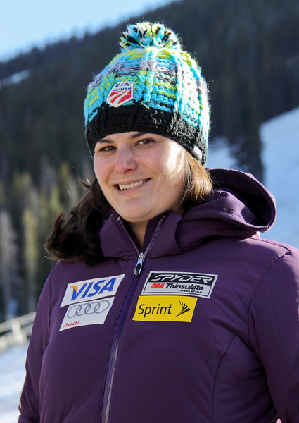2011-12 U.S. Alpine Ski Team Sarah Dufffany, Team Manager Photo: Eric Schramm