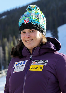 2011-12 U.S. Alpine Ski Team Sarah Dufffany, Team Manager Photo: Eric Schramm
