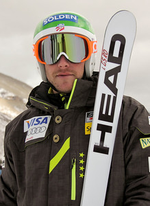 2011-12 U.S. Alpine Ski Team Bode Miller Photo: Eric Schramm