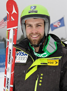 2011-12 U.S. Alpine Ski Team Travis Ganong Photo: Eric Schramm