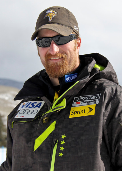 2011-12 U.S. Alpine Ski Team Erie Holmer, Development Service Photo: Eric Schramm