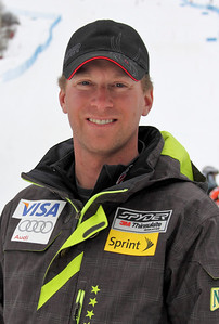 2011-12 U.S. Alpine Ski Team Ben Black, Coach Photo: Eric Schramm