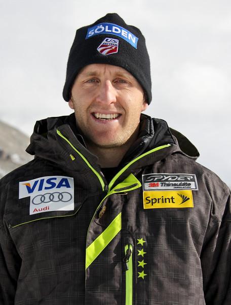 2011-12 U.S. Alpine Ski Team Alex Moore, Mens Alpine Strength and Conditioning Photo: Eric Schramm