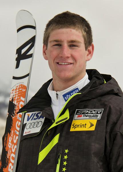 2011-12 U.S. Alpine Ski Team Ryan Cochran-Siegle Photo: Eric Schramm