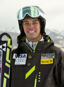 2011-12 U.S. Alpine Ski Team Tanner Farrow Photo: Eric Schramm
