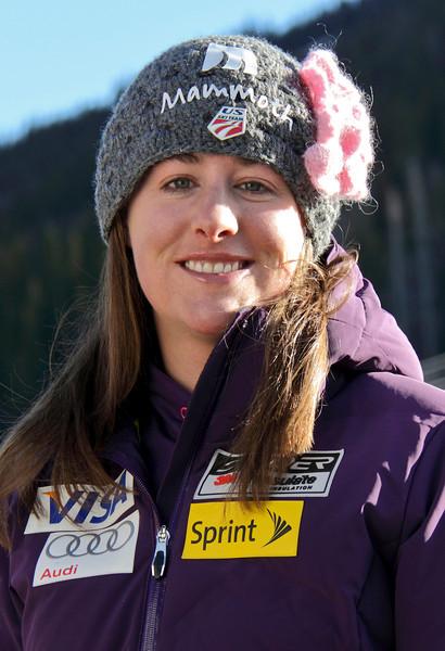 2011-12 U.S. Alpine Ski Team Stacey Cook Photo: Eric Schramm