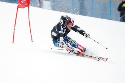 Tommy Biesemeyer  (Tom Green/Vail Resorts) 2011-12 U.S. Ski Team early season training on Golden Peak at Vail