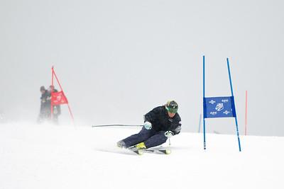 Steven Nyman  (Tom Green/Vail Resorts) 2011-12 U.S. Ski Team early season training on Golden Peak at Vail