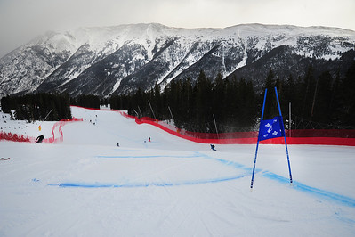 Opening of the U.S. Ski Team Speed Center at Copper, with full length downhill training for the U.S. Ski Team. (c) 2011 USSA/Tom Kelly