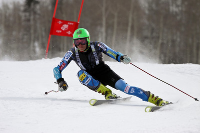 Tommy Ford U.S. Ski Team men's alpine train on Golden Peak at Vail November 8, 2011 Photo © Eric Schramm Image may be used for editorial use only.