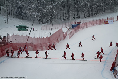 FIS World Cup - Chamonix, France - Feb. 3-5, 2012