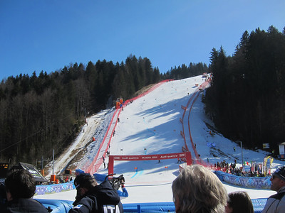 FIS World Cup - Kranjska Gora, Slovenia - March 10-11, 2012
